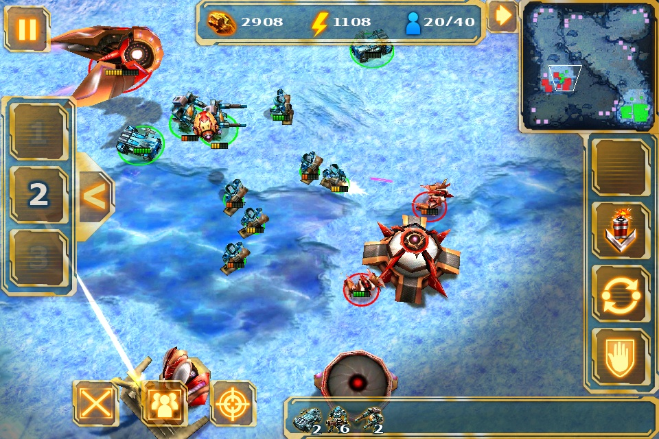 Gameloft abandons freemium model for Starfront: Collision and Sacred Odyssey