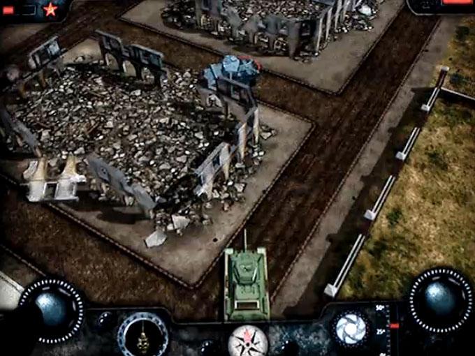 Armored Combat Tank Warfare