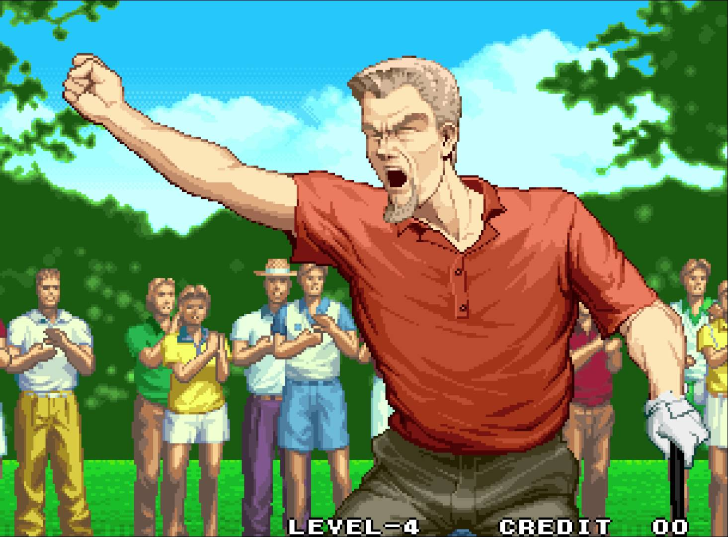 Neo Turf Masters, SNK's classic golf game, is getting ported to mobile on June 30th