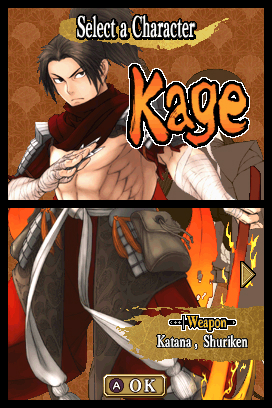 Square Enix brings arcade classic The Legend of Kage 2 to DS