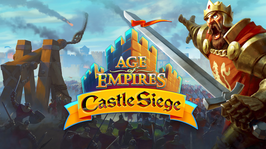 Age of Empires: Castle Siege says farewell to fans in 2019