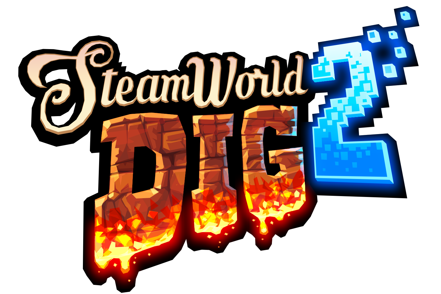 Hands-on with SteamWorld Dig 2