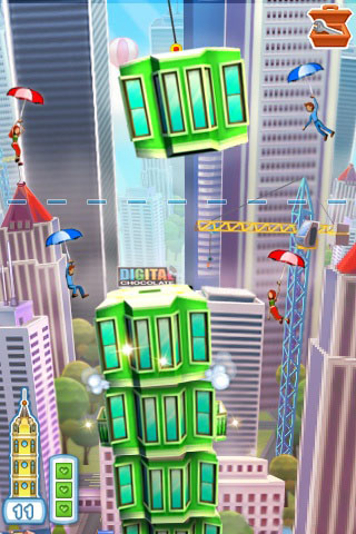 Tower Bloxx Deluxe balances out the App Store