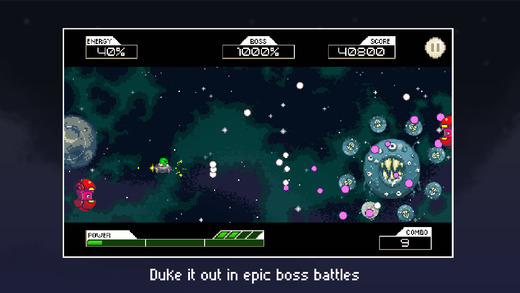 Free arcade shooter Star Troll takes sci-fi back to its sidescrolling alien-blasting roots