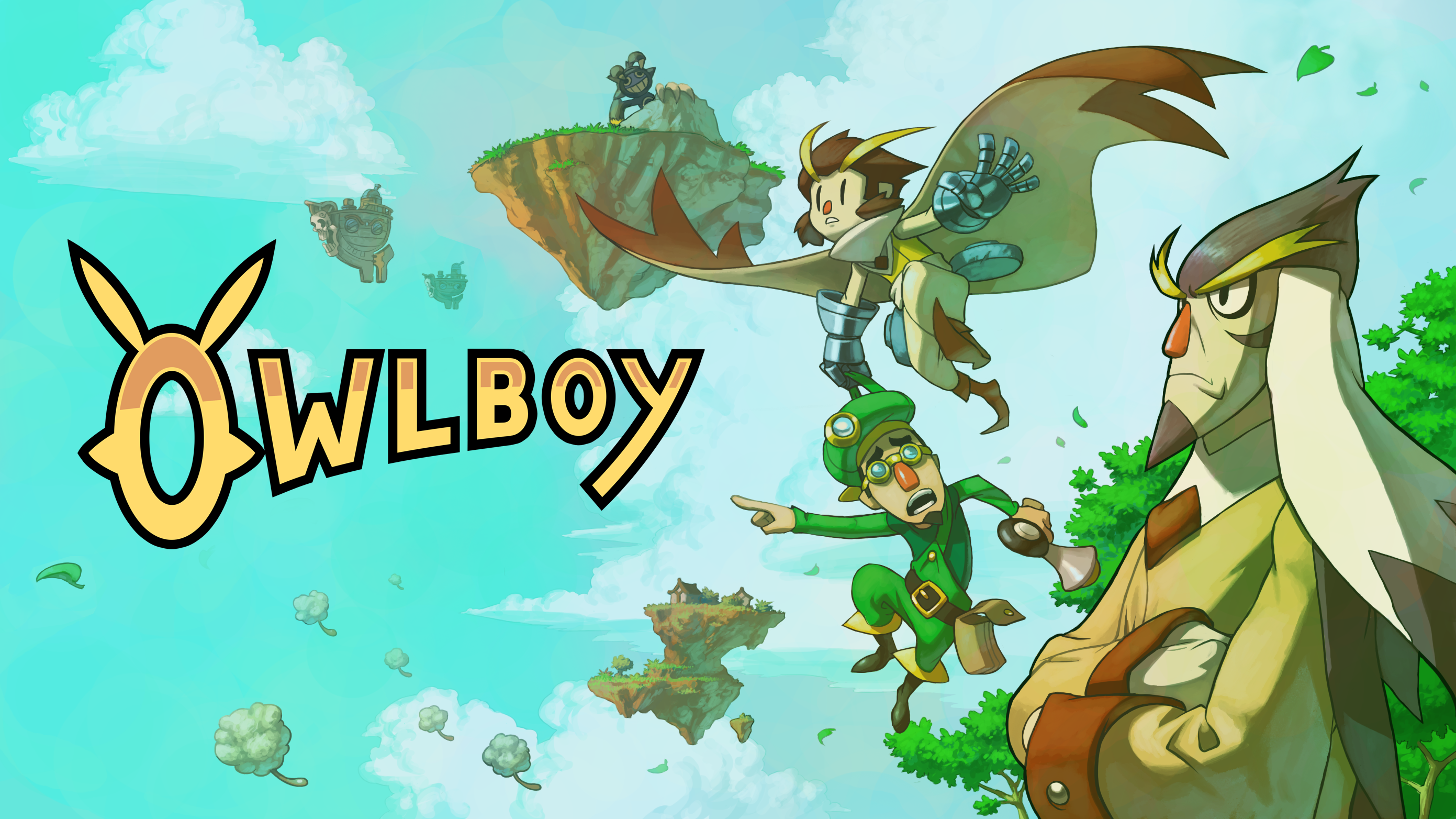 Owlboy developer will be revealing two brand new games at Gamescom