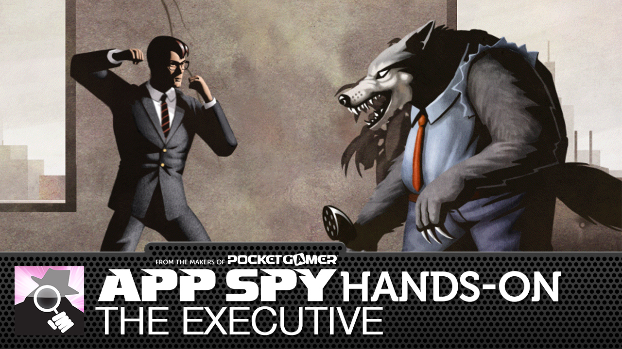 Hands-on with The Executive - beating up werewolves in the workplace