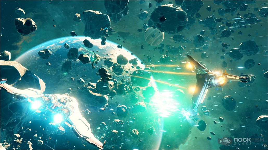 Galaxy on Fire team's upcoming roguelike space shooter EVERSPACE could come to iOS