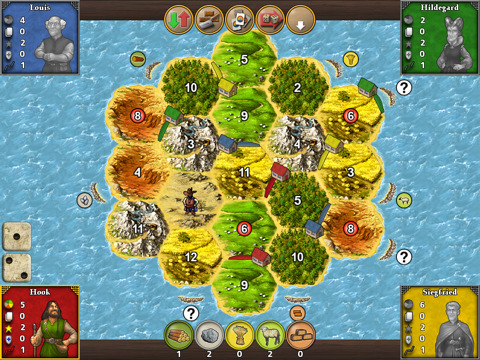 Catan and Catan HD are on sale for dirt cheap on iPhone and iPad right now