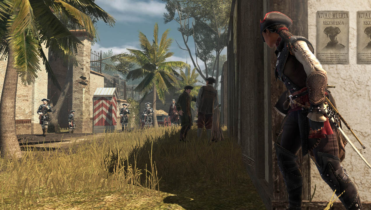 Animus bug in Assassin's Creed III: Liberation causing players to lose progress
