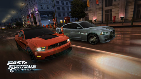 Fast & Furious 6: The Game update adds new game modes, testing track, and car tuning