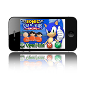 Sega signs up OpenFeint for Sonic & Sega All-Stars Racing on iOS