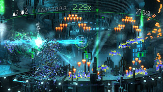 Explosive shmup Resogun blasts from PS4 to Vita on December 17th