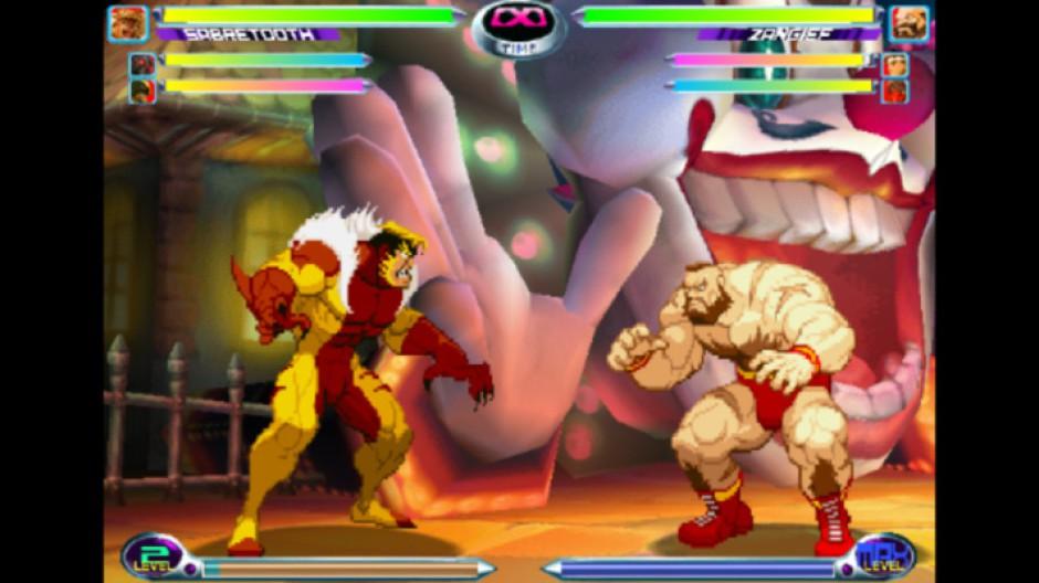 Classic brawler Marvel vs. Capcom 2 tags onto the iPhone on April 25th