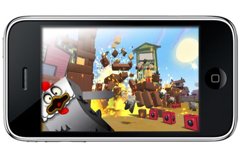 Boom Blox could be coming to topple the iPhone