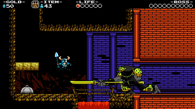 Yacht Club is working its 'hardest' for a retail version of Shovel Knight on PS Vita