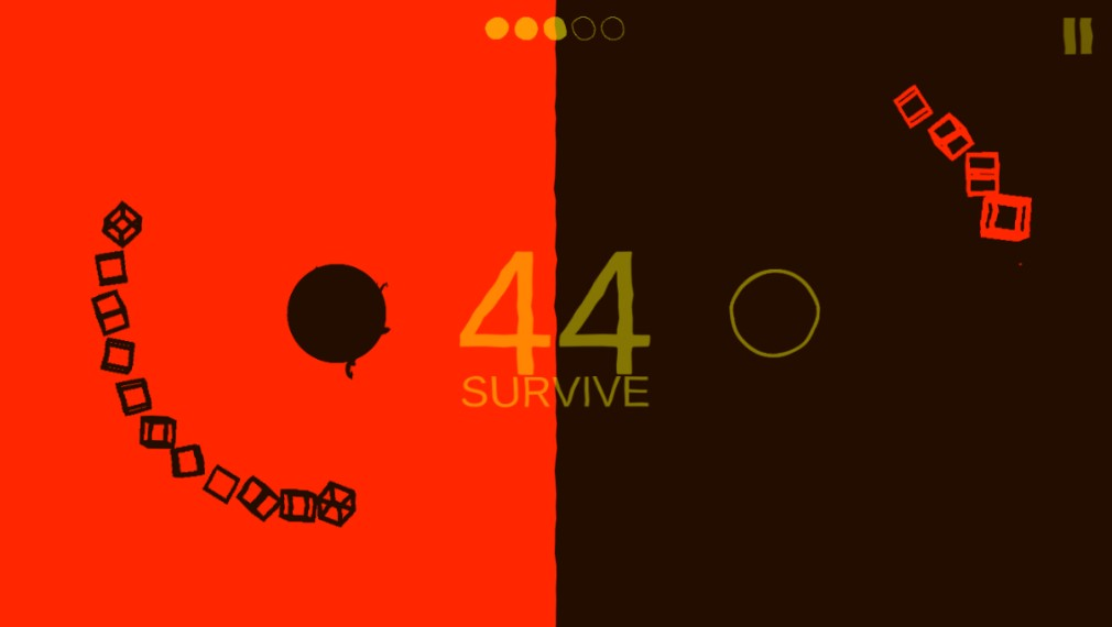 "Somos review - ""An abstract action game that's great for mobile"""