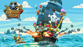Plunder Pirates, Midoki and Rovio's sea-faring midcore strategy game, is out right now for iPad and iPhone