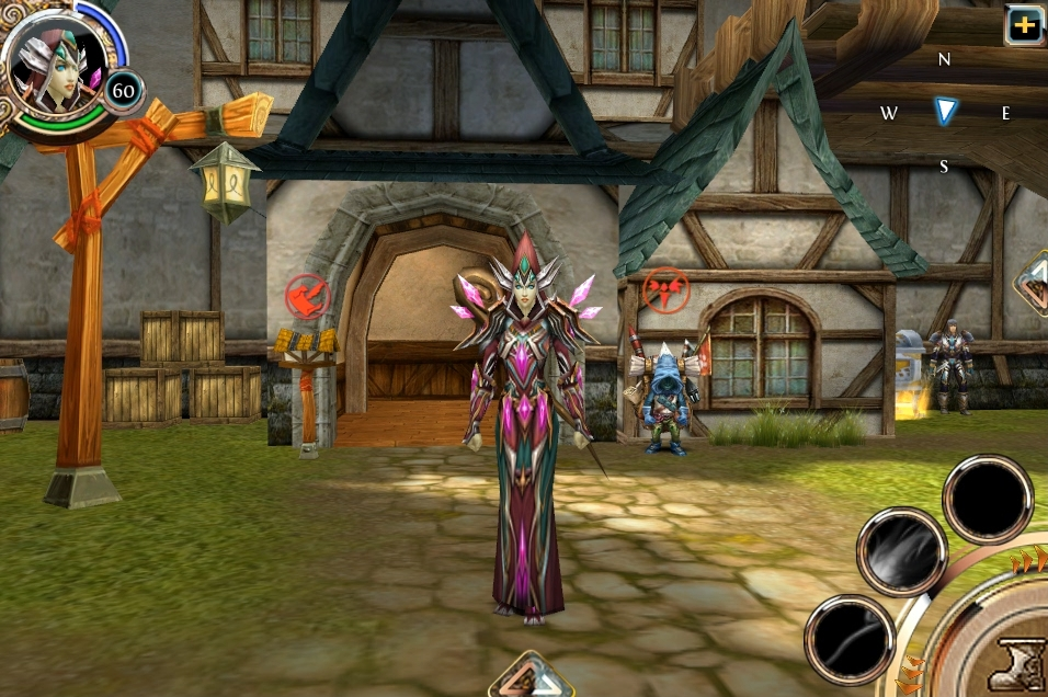 iPhone MMORPG Order & Chaos Online getting its first major update tomorrow