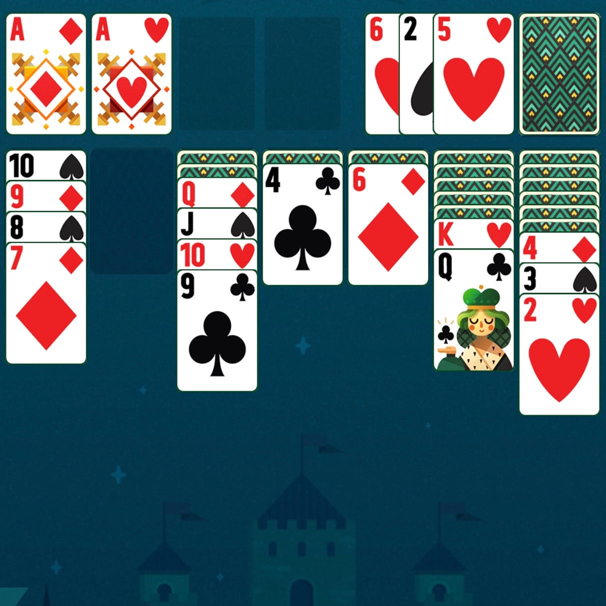 *Solitaire* and 5 more iOS games for those who like to play (cards) with themselves