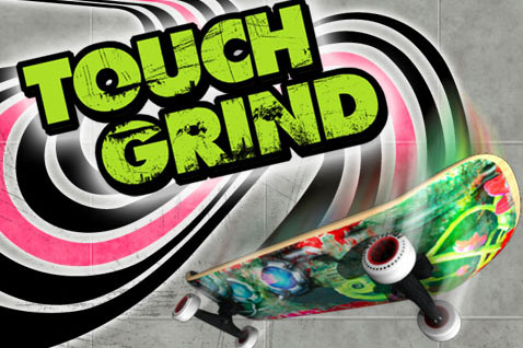 Touchgrind ollies onto the iPhone
