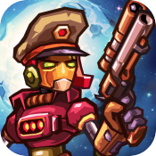 Pocket Gamer Advent Calendar 2016 - SteamWorld Heist