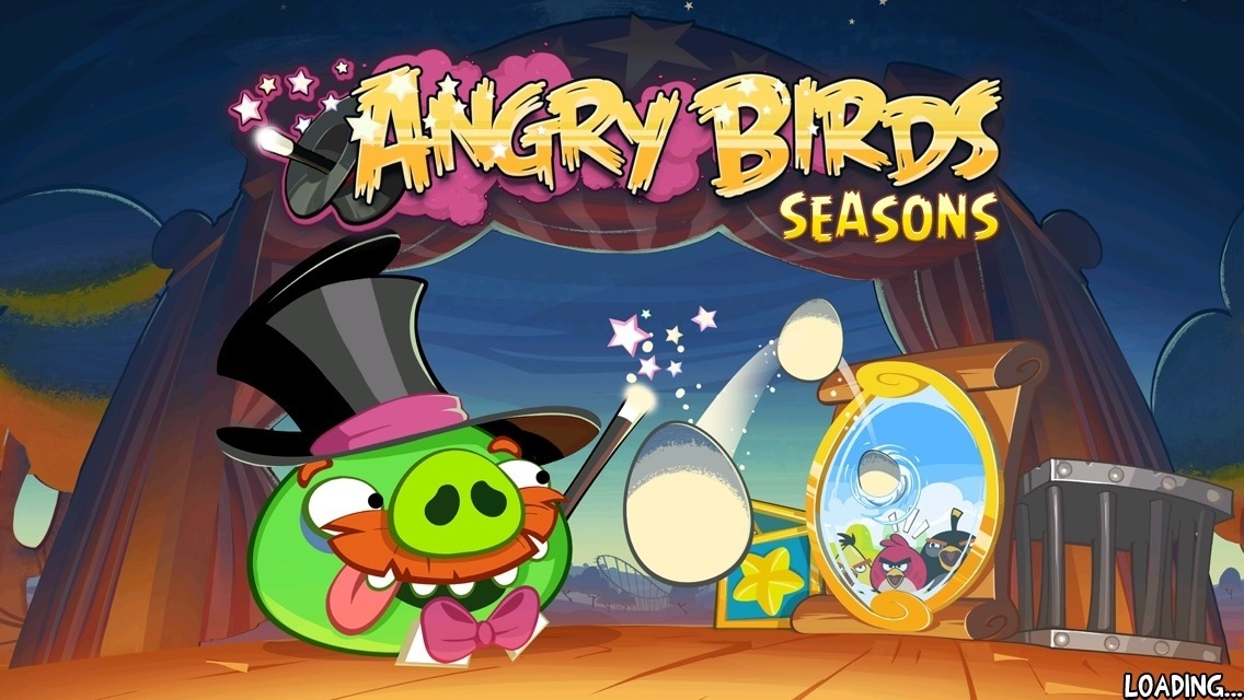 Rovio's Stockholm studio puts a fresh spin on Angry Birds with portal-packed Seasons update