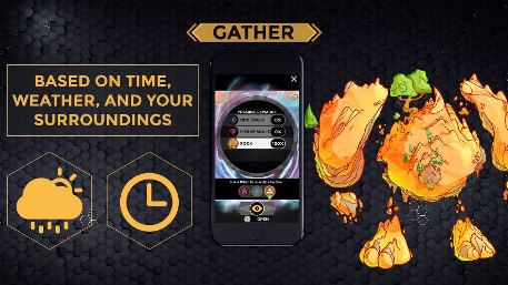 The Pokemon GO-like CCG, Fightlings, gets a shiny new trailer