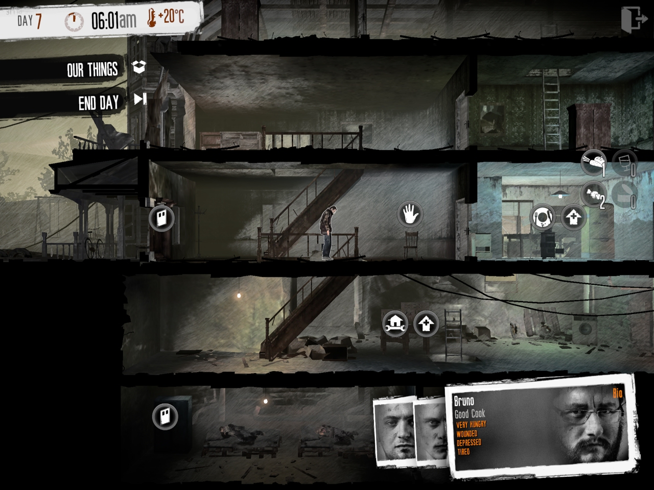 This War of Mine has got new content on PC to celebrate its two year anniversary