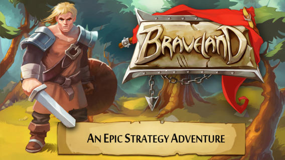 Charming turn-based strategy game Braveland has arrived on iOS