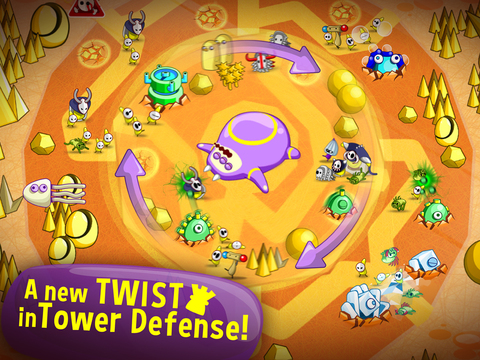 Out at midnight: Sleep Attack TD puts a fresh spin on tower defence games