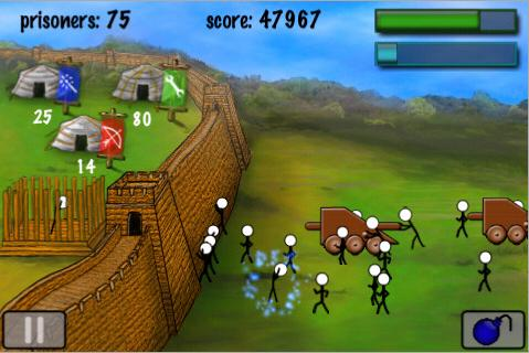 StickWars to get new challenge mode with push notification