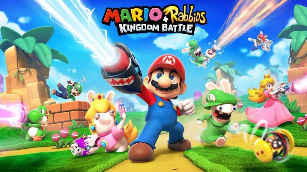 E3 2018 - Donkey Kong is swinging into Mario + Rabbids: Kingdom Adventure on June 26th