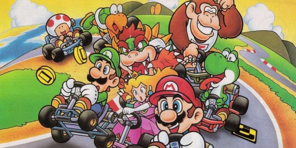 Mario Kart Tour's Valentine's Tour gets underway today