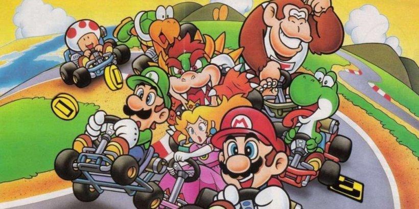 Mario Kart Tour's Valentine's Tour gets underway today