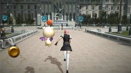 Final Fantasy Agito is heading to iOS and Android in the US 'soon' according to Square Enix