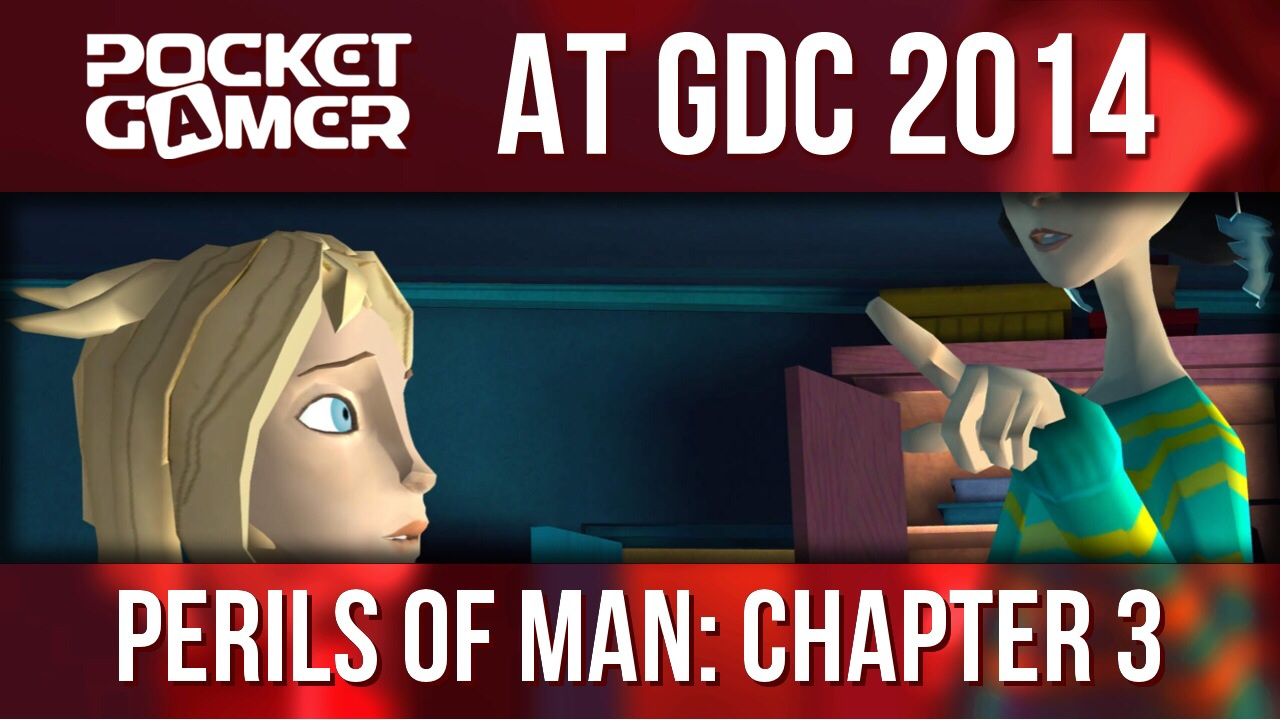 GDC 2014: IF Games shows us chapter 3 of iPad point and click Perils of Man