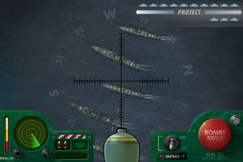 iBomber, iBomber 2, and iBomber Defense for iPhone and iPad all drop to just 69p/99c