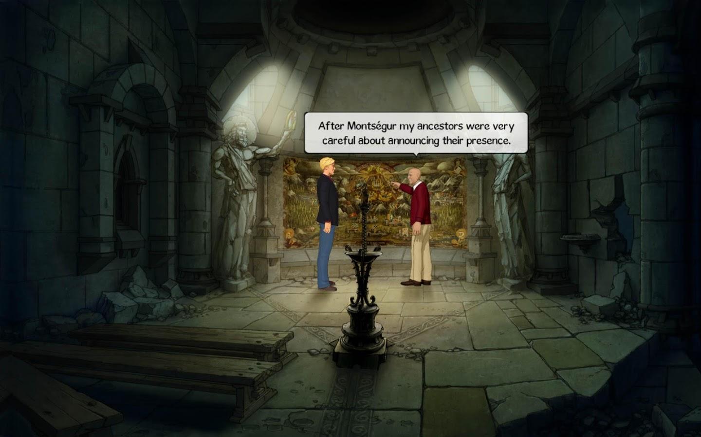 Broken Sword 5 - the Serpent's Curse: Episode 2