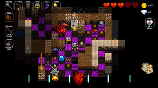 Rhythm roguelike Crypt of the Necrodancer dances its way onto iOS
