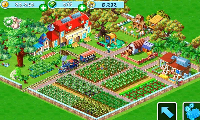 Gameloft's Farmville-inspired Green Farm harvests on the