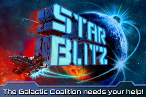 Glu's freemium iPhone space shooter Star Blitz hits the App Store, looks a lot like Gun Bros