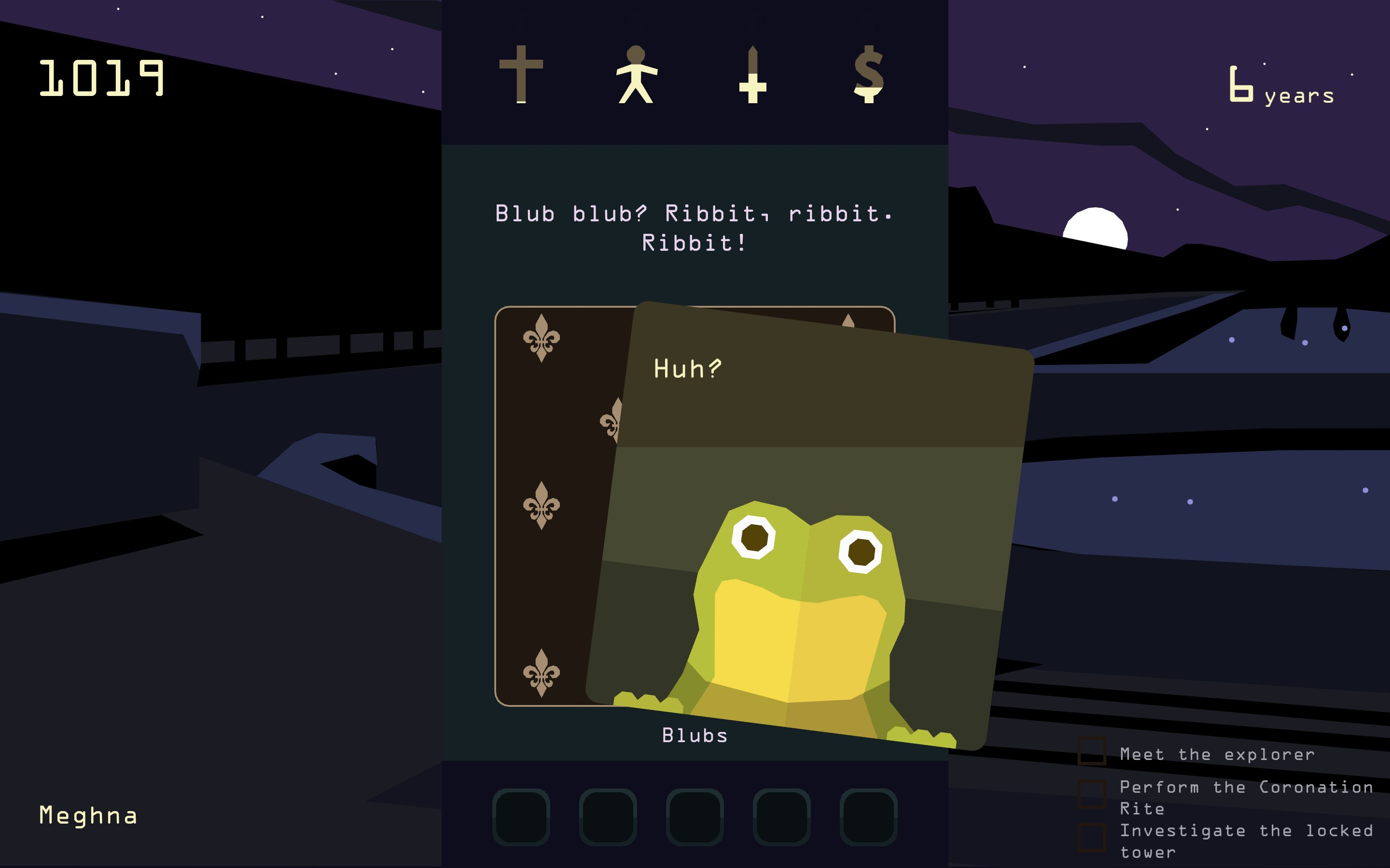 Reigns: Her Majesty is launching an expansion pack on iOS and Android this week and it's totally free