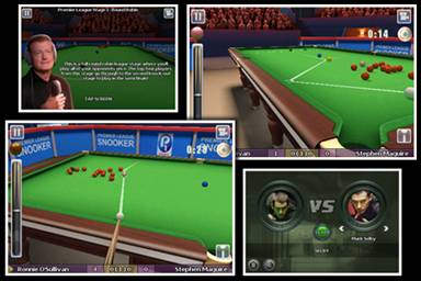 Ronnie O'Sullivan Snooker updated with in-app purchase: Tournament Mode