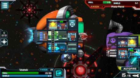 Panthera Frontier review - A space sim with an awful lot going for it
