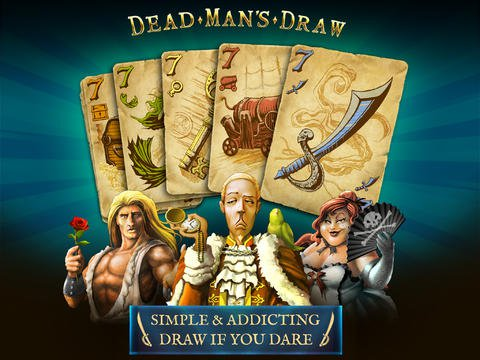 Stardock's swashbuckling iOS card game Dead Man's Draw is now free