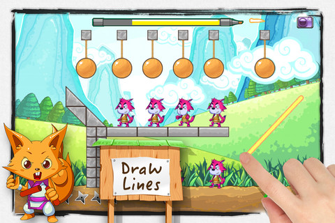 Sponsored Feature: iQin Mobile on how Kung Fu Fox on iOS is fighting off the physics-puzzler competition