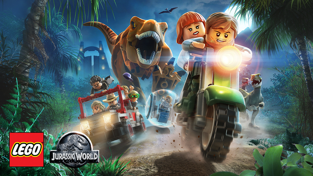 Play through all four films one brick at a time with Lego Jurassic World, out now on mobile