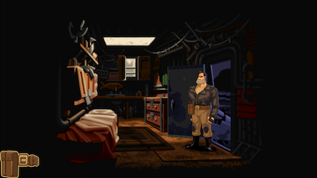Full Throttle Remastered review - A port that's a little low on gas