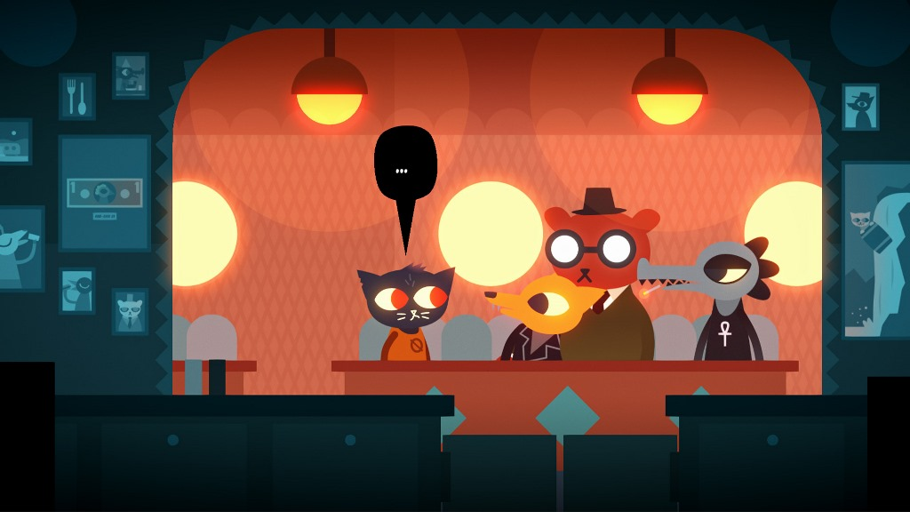 Night in the Woods icon