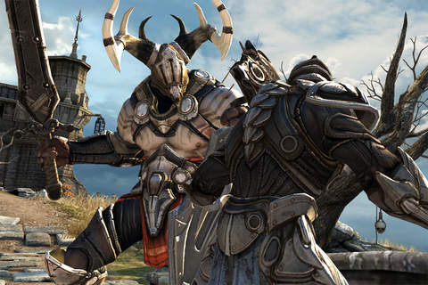 4th of July kicks off with a huge offer as the Infinity Blade trilogy goes free on iOS